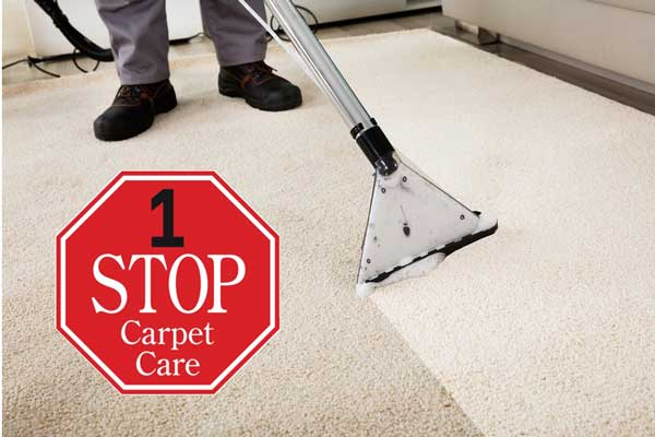 1 stop carpet cleaning