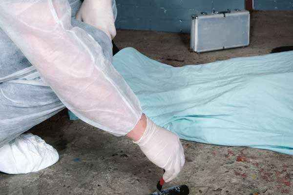crime scene cleanup, biohazard