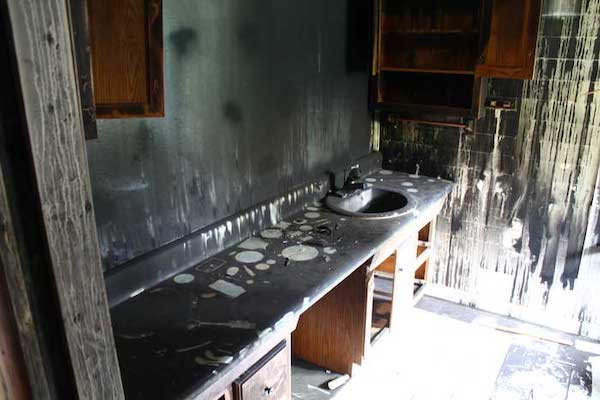 Smoke Damage, Smoke Deodorization, Dealing with Soot, smoke and soot removal