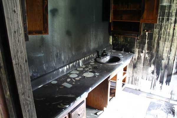 Smoke Damage, Smoke Deodorization, Dealing with Soot, smoke and soot removal