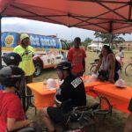 ERSI bike helmet giveaway