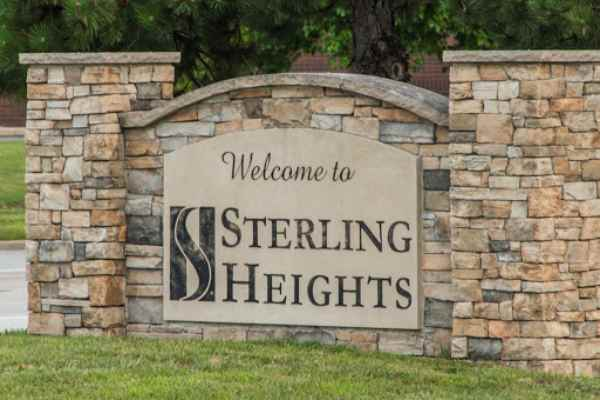 sterling heights mi