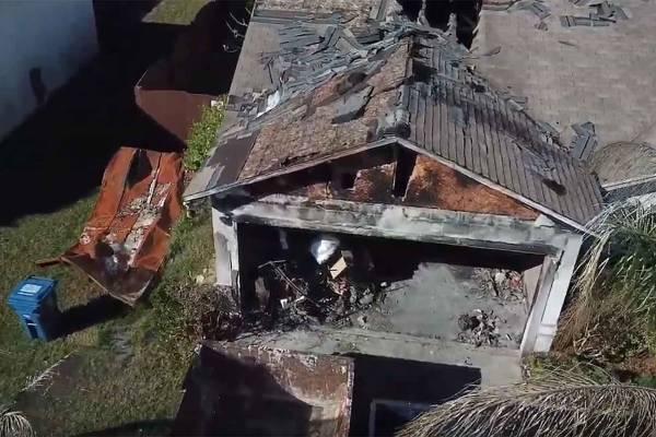 fire damage royal oak