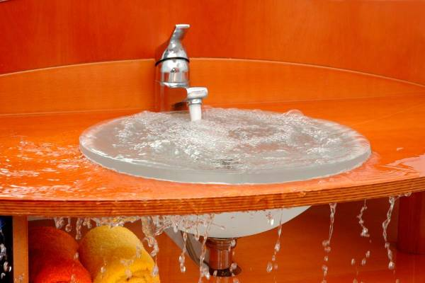 common causes of water damage
