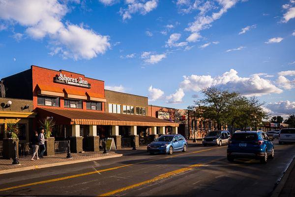 Downtown St Clair Shores