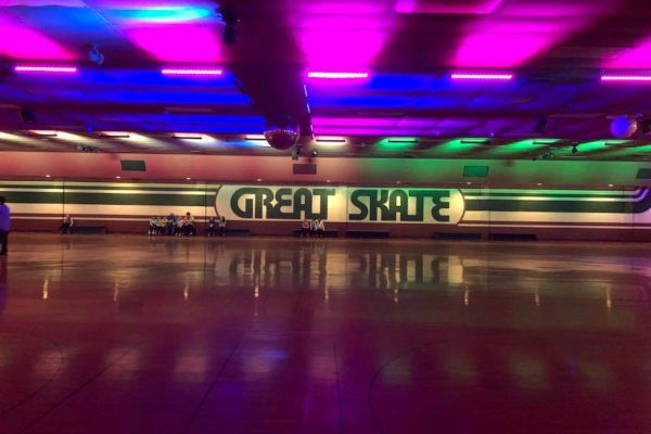 The Great Skate